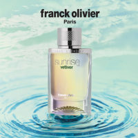 Franck Olivier Sunrise Vetiver Men Perfume