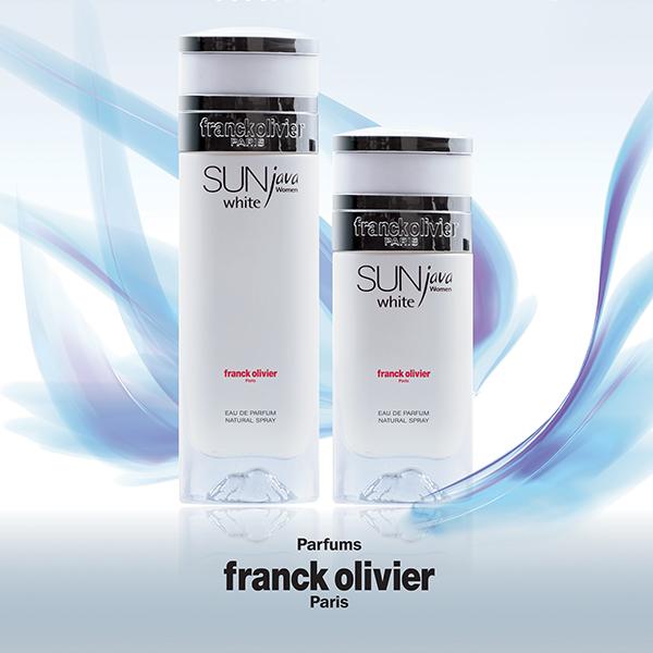 Frank Oliver Woman Sunjava White